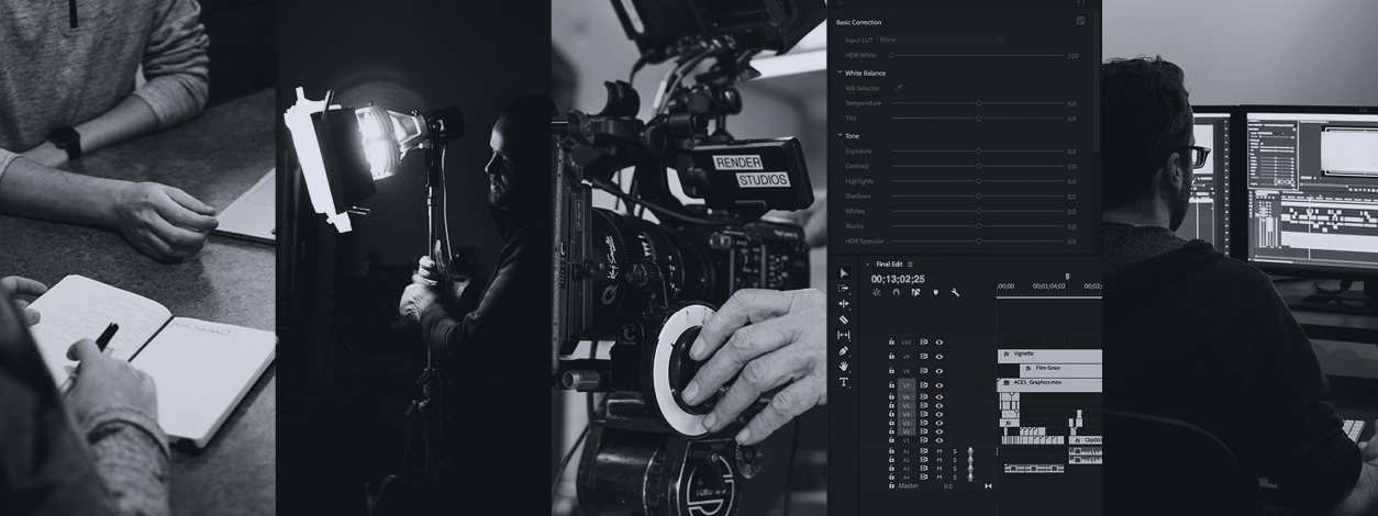 A video production team adds value to your budget.